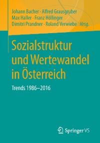 Cover Sozialstruktur und Wertewandel in Österreich