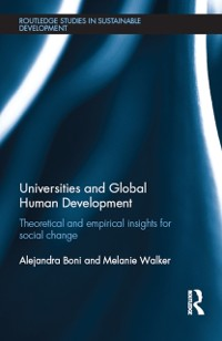 Cover Universities and Global Human Development