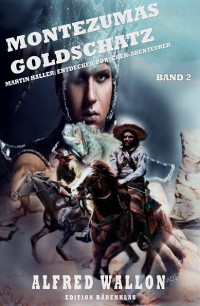 Cover Montezumas Goldschatz