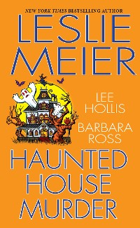 Cover Haunted House Murder