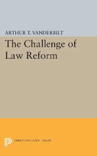 Cover Challenge of Law Reform