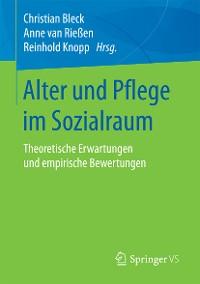 Cover Alter und Pflege im Sozialraum