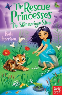 Cover The Rescue Princesses: The Shimmering Stone