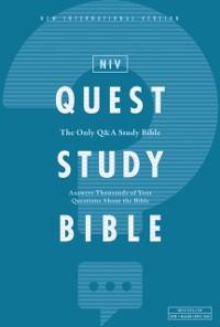 Cover NIV, Quest Study Bible, eBook