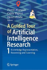 Cover A Guided Tour of Artificial Intelligence Research