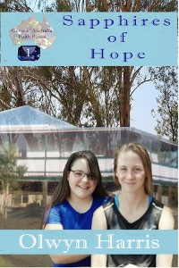 Cover Sapphires of Hope