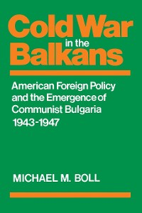 Cover Cold War in the Balkans
