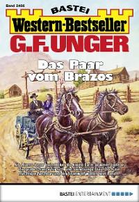 Cover G. F. Unger Western-Bestseller 2466 - Western