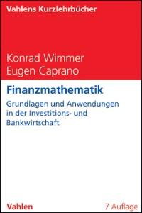 Cover Finanzmathematik