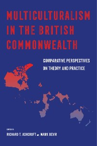 Cover Multiculturalism in the British Commonwealth