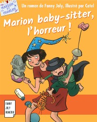 Cover Marion baby-sitter, l'horreur