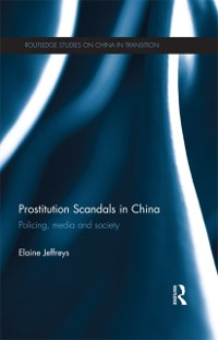 Cover Prostitution Scandals in China