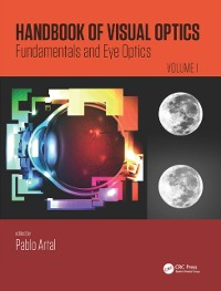 Cover Handbook of Visual Optics, Volume One
