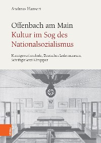 Cover Offenbach am Main. Kultur im Sog des Nationalsozialismus