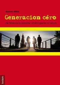 Cover Generacion céro