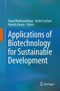 Cover Applications of Biotechnology for Sustainable Development