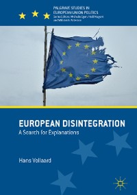 Cover European Disintegration