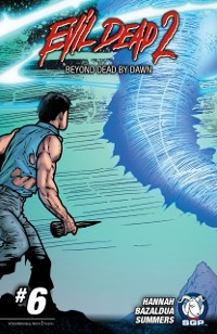 Cover Evil Dead 2: Beyond Dead by Dawn Chapter 6