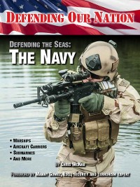 Cover Defending the Seas: The Navy