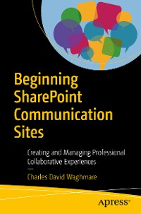 Cover Beginning SharePoint Communication Sites
