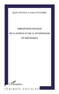 Cover Perceptions sociales de la science et de la technologie en p