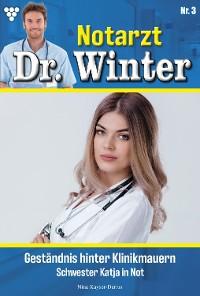 Cover Notarzt Dr. Winter 3 – Arztroman