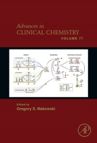 Cover Advances in Clinical Chemistry