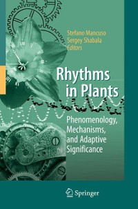 Cover Rhythms in Plants