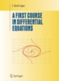 Cover First Course in Differential Equations