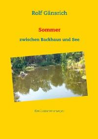 Cover Sommer zwischen Backhaus und See