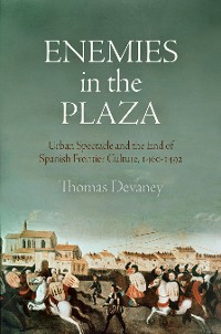 Cover Enemies in the Plaza