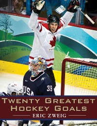 Cover Twenty Greatest Hockey Goals