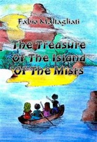 Cover The Treasure Of The Island Of The Mists