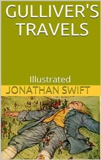 Cover Gulliver's Travels - Illustrated