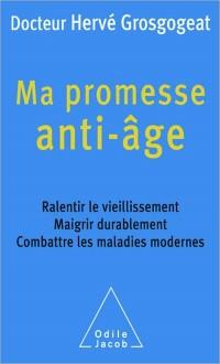Cover Ma promesse anti-age