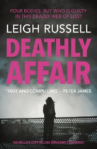 Cover Deathly Affair