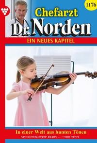 Cover Chefarzt Dr. Norden 1176 – Arztroman