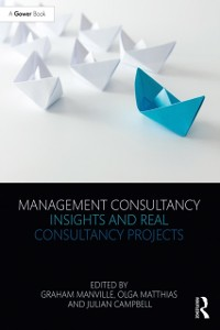 Cover Management Consultancy Insights and Real Consultancy Projects