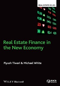 Cover Real Estate Finance in the New Economy