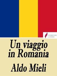 Cover Un viaggio in Romania
