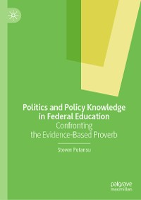 Cover Politics and Policy Knowledge in Federal Education