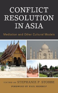 Cover Conflict Resolution in Asia
