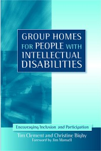 Cover Group Homes for People with Intellectual Disabilities