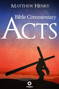 Cover Acts - Bible Commentary