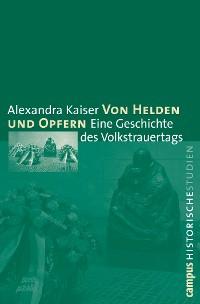 Cover Von Helden und Opfern