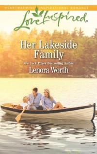 Cover Her Lakeside Family (Mills & Boon Love Inspired) (Men of Millbrook Lake, Book 5)