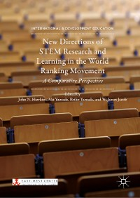 Cover New Directions of STEM Research and Learning in the World Ranking Movement