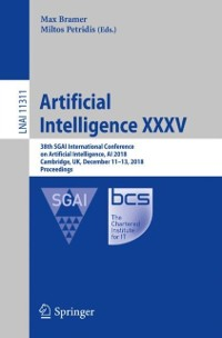 Cover Artificial Intelligence XXXV