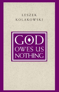 Cover God Owes Us Nothing