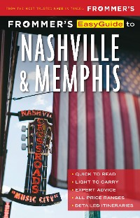 Cover Frommer's EasyGuide to Nashville and Memphis